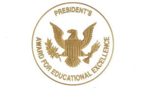 PRESIDENT'S AWARD FOR EDUCATIONAL EXCELLENCE – 2020