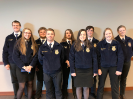 FC FFA Leadership Development Events