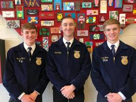 FFA State Degrees and Proficiency Award Applications
