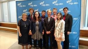 FILLMORE CENTRAL FBLA MEMBERS BRING HOME NATIONAL AWARDS