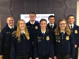 Fillmore Central FFA Earns Honors