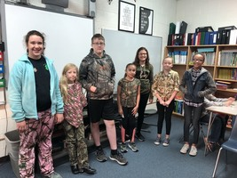 Middle School students observe Red Ribbon Week