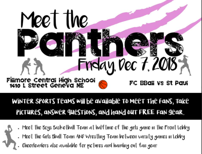 WINTER MEET THE PANTHERS