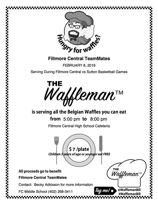 Waffleman for TeamMates