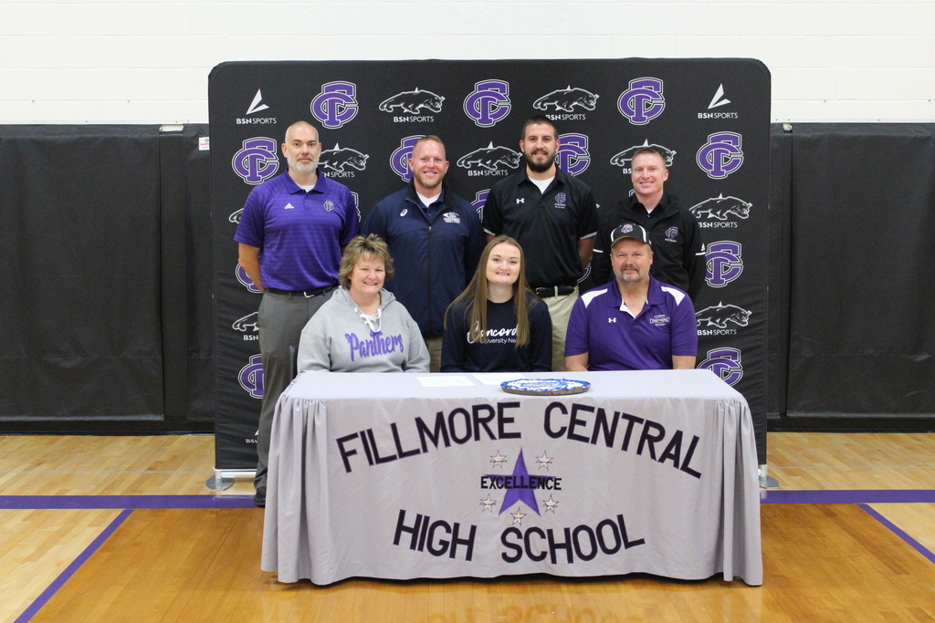 Erin S. signing with Concordia