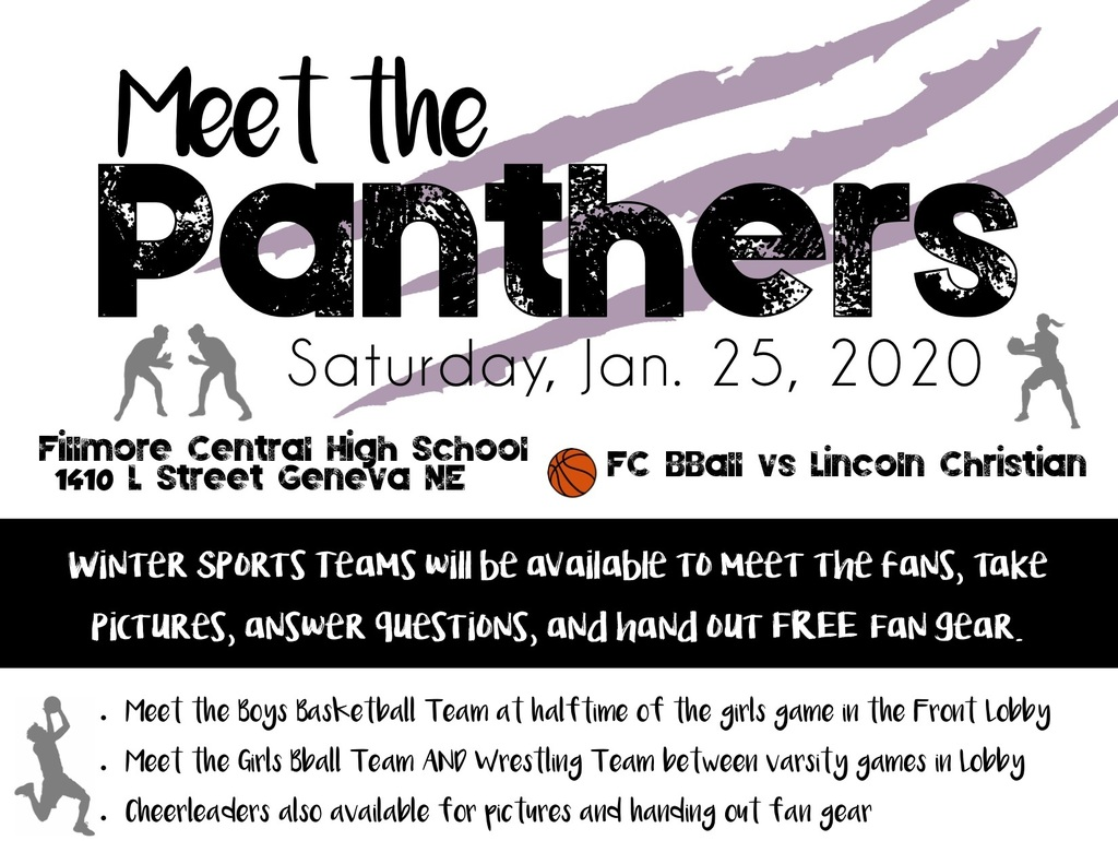 Meet the Panthers!