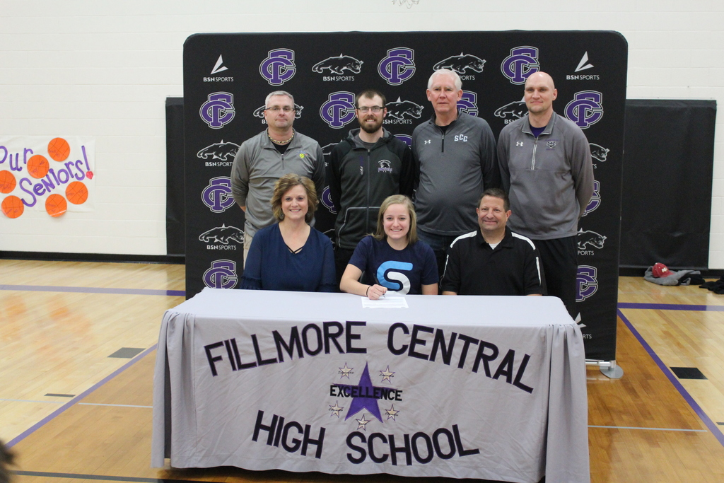 Macy S signing with SCC
