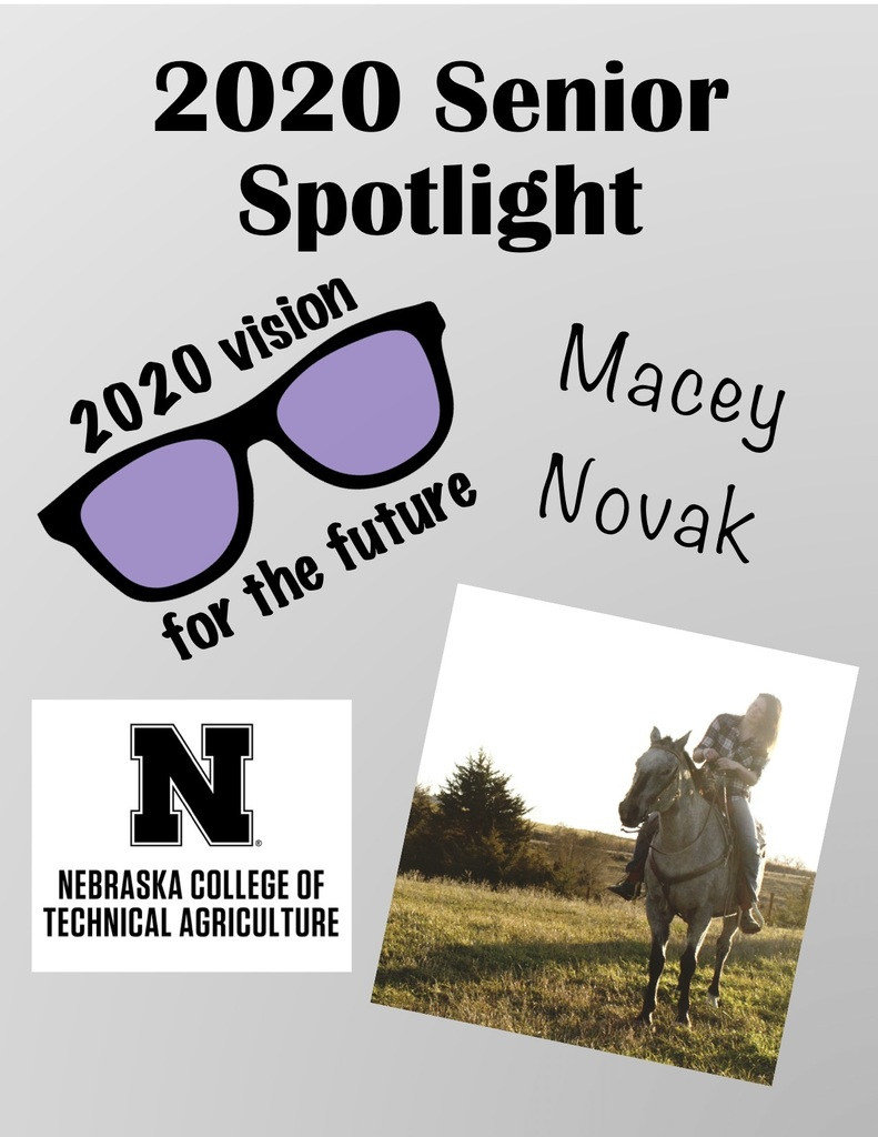 Senior Spotlight: Macey
